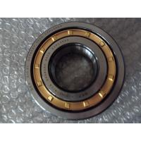 Cheap Brass Sealed Cylindrical Roller Bearings , P6 Radial Cylindrical Roller Bearings for sale