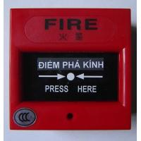 China Fire Alarm Break Glass Alarm Call Station Emergency Fire Alarm on sale