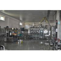 Quality Turn Key Projects Fruit Juice Production Line Small Scale Fruit Juice Processing Equipment wholesale