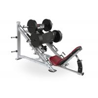 """Quality """"45 Degree Kneeling Leg Curl Machine Commercial Three Layers Powder Coating"""" wholesale"""