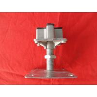 Buy cheap Bare Panel Aluminum Head Pedestal Customized High Load Capacity With Gasket from wholesalers