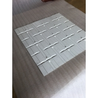 Quality Metal Stamping Aluminum Plate With Hole Perforated Panel wholesale