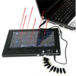 Quality 2600mAh AC100V-240V mini Solar panel solar laptop battery charger wholesale