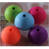 Cheap silicone ice sphere for cocktails wine ,cute shape silicone ice pop maker for sale