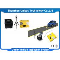 Quality Mobile Under Vehicle Inspection System Security Equipment CE / ISO Approved wholesale