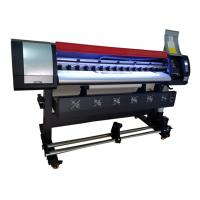 Quality 1.6m Large Format Eco Solvent Printing Machine with DX5 Print Head High Precision wholesale