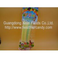 Quality Multi Fruit Flavor Long CC Stick Candy / Sweets Lowest Calorie Candy Bar wholesale