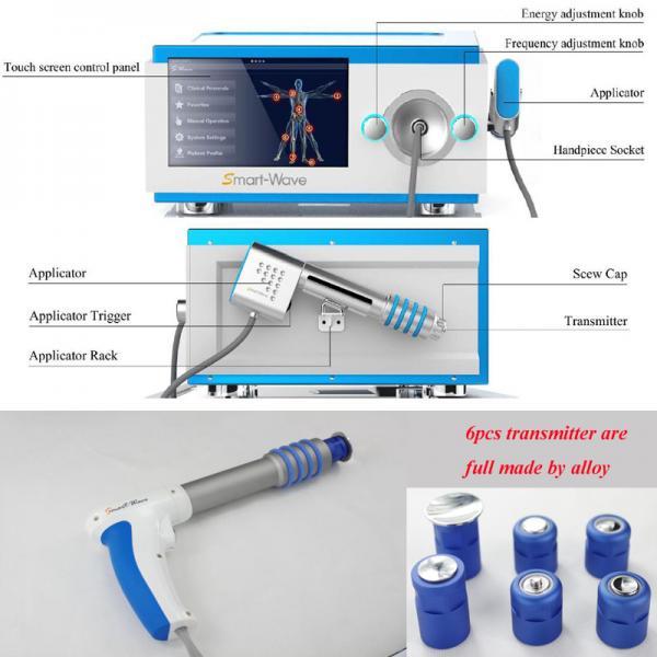 Air compressor shockwave therapy machine pain relief shock wave FDA certification shock wave machine