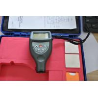 Quality Portable Digital Powder Coating Testing Equipment Coating Thickness Gauges 0 - 1250 µ wholesale