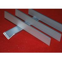 Quality 6063 Aluminium Solar Panel Frame 40 - 120 um Powder Coating Color Thickness wholesale