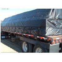 Quality Strong Tear Resistance PVC Truck Cover Matte Surface With Previously Unused Raw Materials wholesale
