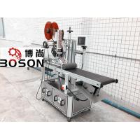 Quality Automatic feeding Top Labeling Machine Sticker / self adhesvie Label type wholesale