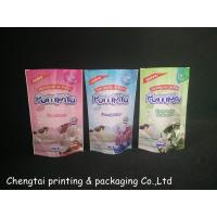 Quality 11* 17.5 Cm Stand Up Bags And Pouches Packing Liquid Detergent / Washing Powder wholesale
