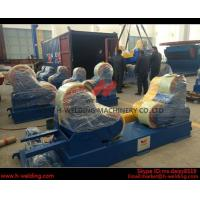 Cheap Self Aligning Pipe Welding Rotator / Self-alignment Tank Turning Rolls for Vessel Welding for sale
