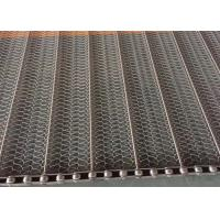 Quality 304SS Chain Wire Mesh Belts / Chain Conveyor Belts For Noodles Drying Machine wholesale
