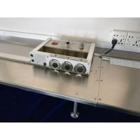 Buy cheap LED Tube PCB Depaneling Machine With Circular Blades PCB Separator from wholesalers