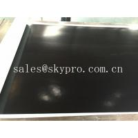 Quality Excellent chemical resistance Butyl  / IIR rubber sheet for tube liner wholesale