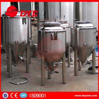 Quality Durable Micro Beer Brewery Fermenting Tanks Pot Machine Equipment wholesale