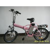 China pocket bike foldable electric bike e bicycle on sale