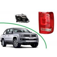 Quality Volkswagen Amarok 2011 2012 - 2015 2016 Automobile Spare Parts Head lamp Assy and Tail Lamp Assy wholesale