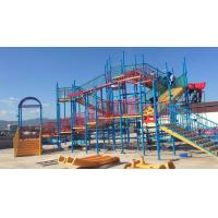 Buy cheap Customized Philippines Water Park Project With 3500 M2 Galvanized Carbon Steel from wholesalers