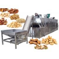 Quality Raw Cashew Kernel Almond Nut Roasting Equipment Henan GELGOOG Machinery wholesale