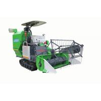 Quality Nongyou 4LZ-2.2Z crawler type rice and wheat combine harvester, grain harvesting machine wholesale