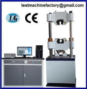 Quality WAW-300B Computer Control Electro-hydraulic Universal Testing Machine wholesale