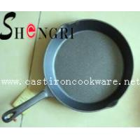 Quality cast iron frying pan with short handle wholesale