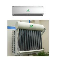 China 9000 btu Vacuum Thermal Split Wall Mounted Hybrid Solar powered Air Conditioner on sale