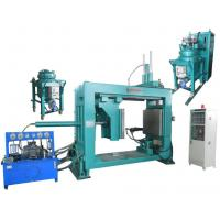 automatic pressure gelation process machine epoxy clamping machine epoxy