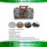Quality Automatic Corrugated Tube Cutting Machine For Nylon Corrugated Conduit Bellows Pipe Hose Tubing wholesale