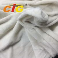 Quality 100% Polyester Super Soft Plain Auto Fabric in 200-250gsm Weight with 140-160cm Width in Multicolors wholesale