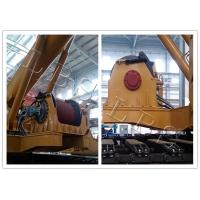 Buy cheap Tower Crane Winch Supplier -Max.Load 6 Ton and 8 Ton Tower Crane & Lifting Winch from wholesalers