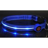 Quality High quality dog collar with LED lights6 wholesale