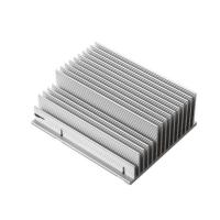 Electric 50w Aluminium Led Profiles Industrial Use , Extruded Heat Sink Profiles for sale
