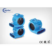 Quality 3 Speed Stackable Commercial Carpet Dryer , Portable Floor Dryer Blower Fan 2700CFM wholesale