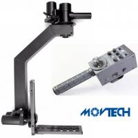 China MOVTECH 2-Axis Motorized Pan Tilt Head with Joystick Control for Video Camera Crane Jib on sale