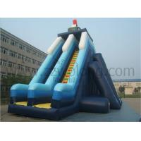 Quality Newest design inflatable slide ,inflatable slide for kids, inflatable water slides for sale wholesale