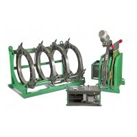 China butt fusion Machines for joining of plastic pipes and fittings such as Polyethylene HDPE 315 to 630 on sale