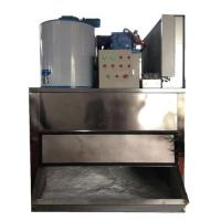 Quality ECOICE 3Ton Fresh water Air Cooling Flake ice machine for fish cooling wholesale