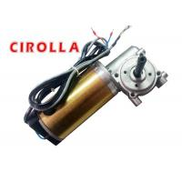 Quality Automatic Door 1 Signal Worm Gear DC Motor 40 Pulse Honeywell Encoder wholesale