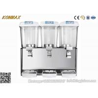 China Buffet Equipment Automatic Cold Drink Dispenser Orange Juice Drink Tower Dispenser on sale