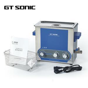 Buy cheap Power Adjustable Parts Manual Ultrasonic Cleaner Sonic Bath 150 Watt 40kHz 6L from wholesalers