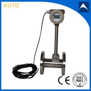 China High Quality Digital High Pressure Vortex Flowmeter Steam Flow Meter on sale