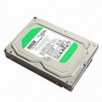 Quality 3.5-inch 500GB Hard Drive, Western Digital RE4 WD5003ABYX SATA2 with 7,200rpm Speed and 64MB Cache wholesale
