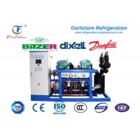 Quality Monoblock Refrigeration Unit Commercial Condensing Units For Chemical Storage wholesale