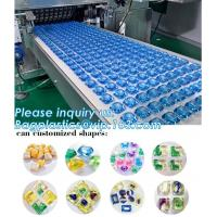 Quality laundry detergent pods liquid laundry pods clothes washing, powder capsules water soluble film detergent laundry podspac wholesale