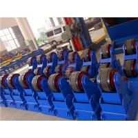 Quality Self Aligning Pipe Welding Rotator Roller for Pressure Vessel wholesale