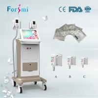 Quality 1 treatment 6cm slimming cryolipolysis cool shaping machine freezing fat cells wholesale
